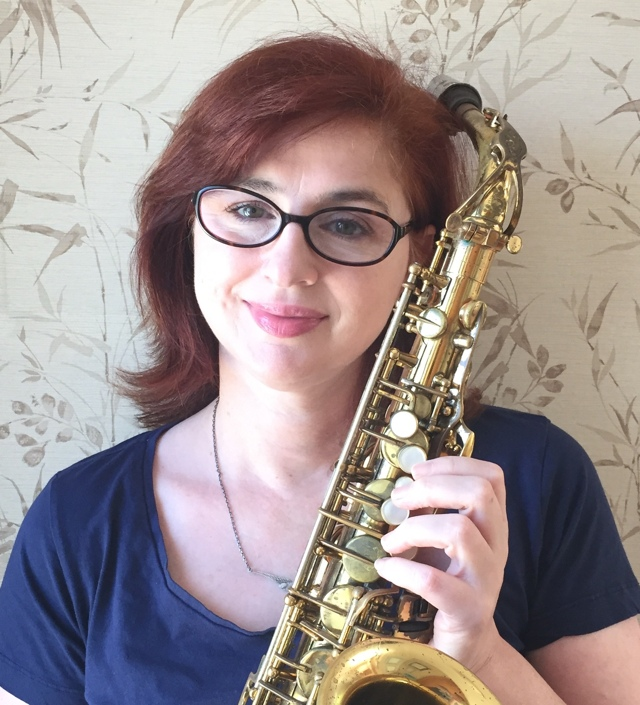 Georgianna Krieger Bay Area Saxophonist